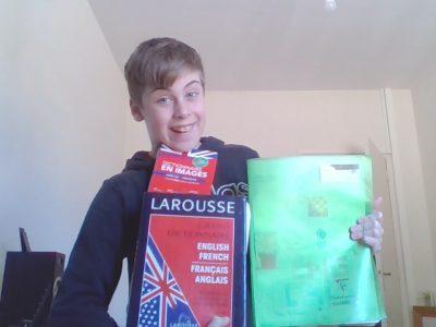 Ayguesvives Collège Jeau-Paul Laurens Submergez pas l'Anglais !!! ;)