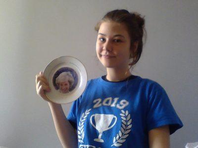 marseille ,collège roy d'espagne  que représente mieux la culture anglaise que la vaisselle a l'effigie de personnalités royales? :)