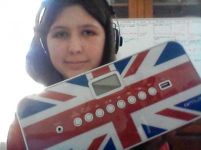 Decize école Sainte Marie  Vive la musique anglaise