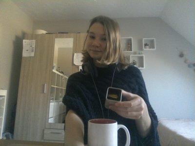 PERENCHIES   ST MARIE  mmmm.... I love black tea!!