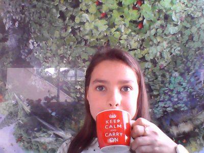 Boulogne Billancourt , Saint Joseph du Parchamp   Tea time !!!