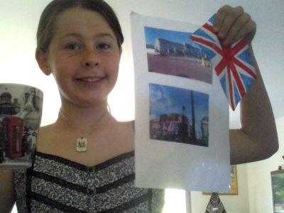 Angers, COLLEGE CHEVREUL:MOI et le Royaume-Unis en mouvement !