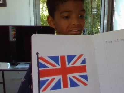 collège frassati madres sur madres   je peux exister avec l'englais je peux vivre  j'aime l'anglais