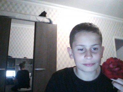 Bonjour je m appelle Enzo Malbet j ai 13 ans et j ai pris une photo de rose car la rose est le signe de l angleterre et de l equipe de rugby d angleterre