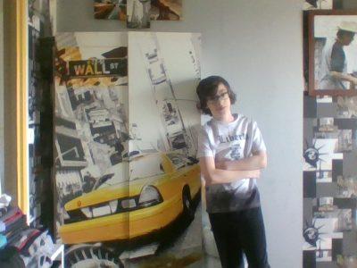 Palaiseau collège joseph Bara photo de moi et de mon armoire new york