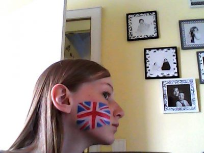 J'adore me maquiller et l'Angleterre! Collège Jean Seitlinger Rohrbach-lès-Bitche