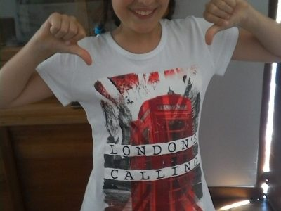 GEMENOS COLLEGE JEAN DE LA FONTAINE   I LOVE YOU LONDON !!!