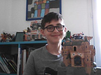 La Rochelle, Fénelon Notre-Dame. Voici le magnifique château d' Harry Potter ( Poudlard )