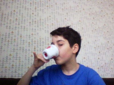 Aubervillier  notre dames des vertus CUP OF TEA