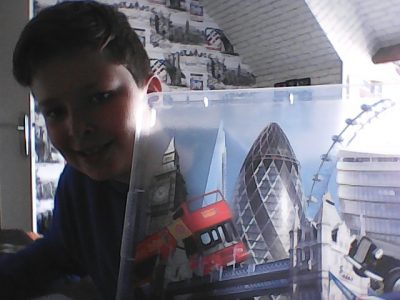 Beaumont-Hague la Hague Dick   voici les tours de Londres