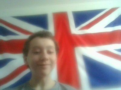 Rueil malmaison. collège Henri Dunant le meilleur drapeau du monde.