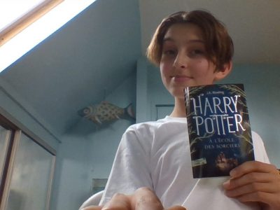 Verrières-le_buisson Collège JEAN MOULIN    Harry Potter and me !
