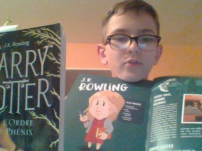 Harry potter and order of Phenix 1035p thank you mme Thill