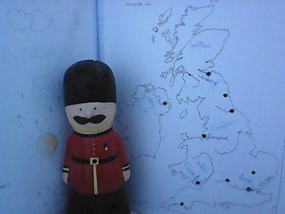 PAU Collège Saint-Dominique  Voici un gardien qui veut voyager dans le Royaume-Uni :)