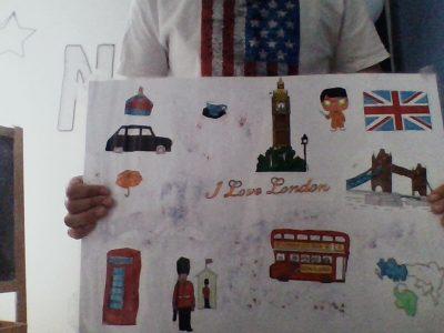 Vincenne,Notre Damme de la Providence. Je suis allé à Londres où j'ai vu  toutes ces belles choses que j'ai représenté.