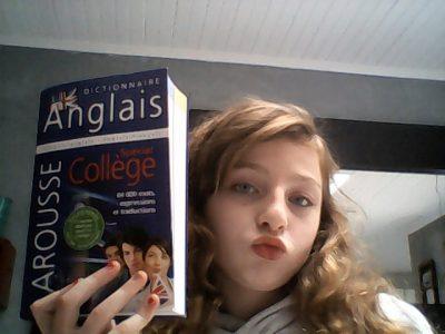 Calais, colège Jeanne d'Arc A English Dictionary