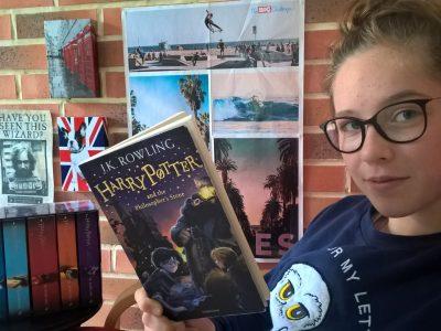 Collège Kerallan Plouzané  To learn English Harry Potter it's really magic!!!!