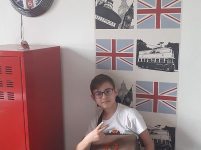 AUBIERE Collège Saint-Joseph : I love England !