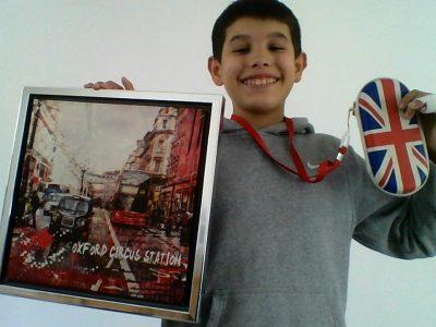 "Lys Haut Layon-Vihiers collège Saint Jean ""I love England"""