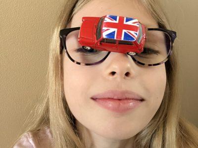 Chessy - collège le vieux chêne  commentaire : l'Angleterre roule sur moi!