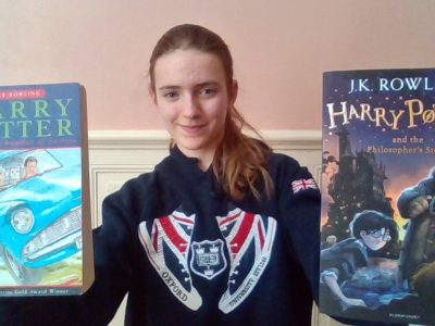 """VICHY SAINT-DOMINIQUE  """"Harry Potter magicien ambassadeur pour les apprentis... anglophones ?"""""""
