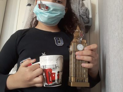Gennevilliers Guy Moquet  Sarah Amajoud 6G here are my objects from england