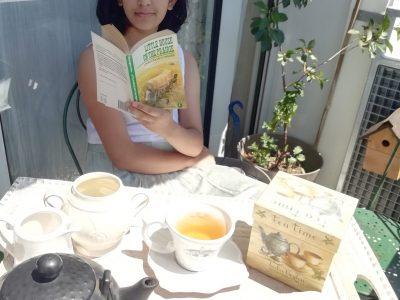 Nantes , Collège St Théophane Venard :   Enjoying Tea Time