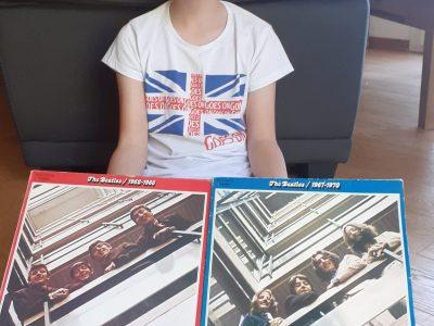 Collège de l'Epine à Novalaise : J'ai la musique anglaise dans la peau !!!