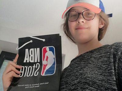 Artemare, Collège du Valromey.  I love basket-ball !!