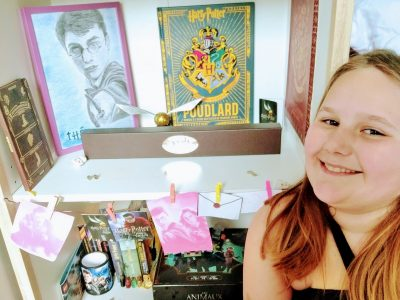 ANGERS Collège St Charles mon rêve aller à Londres voir les studios Harry Potter