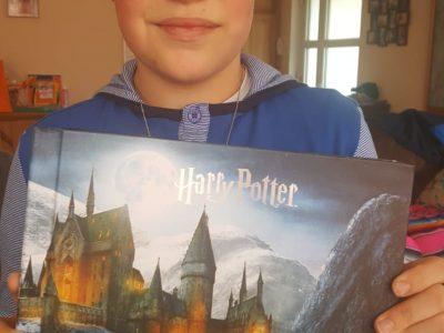 COLLEGE ANNE FRANK ILLZACH 68 me voici Mathys je suis en classe de 6eme et grand fan de Harry Potter