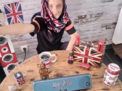 Hazebrouck. Collège des Flandres My British travel