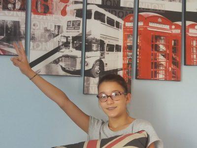Collège Béthune Sully à Henrichemont (18)  Love London