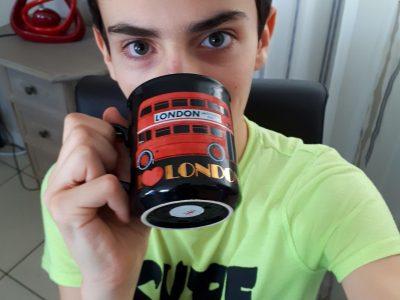 LA TOUR DU PIN Collège le Calloud  Do you want a cup of tea ?