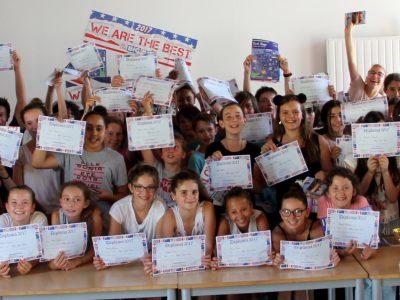 Big Challenge 2017 au Collège Jacques Monod, Les Pennes Mirabeau (13). La remise des prix !