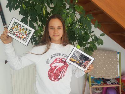 Collège JULE VALLES  à PORTET SUR GARONNE.... Vive l'Anglais, vive la Rock et vive les Rolling Stone!!!!!!!