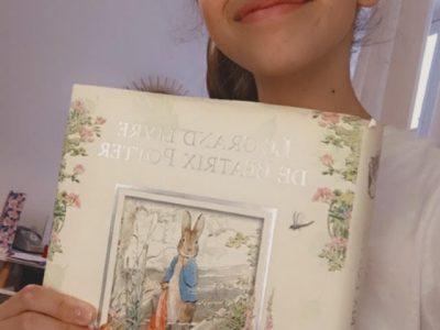MARSEILLE , CHEVREUL BLANCARDE .   je ne penses pas gagné mais l'important est de participer . Si vous n'arrivez pas a lire le livre est : L'integrale des 23 contes classiques de Beatrix potter .  bonne journée .