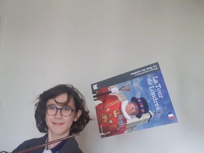 """LIMOGES - COLLEGE OZANAM  Londres : ville """"magique"""" - J'y ai visité la Tour de Londres et le musée Harry Potter - Voici la synthèse des deux.  Camille COLLIN-GEORGET"""