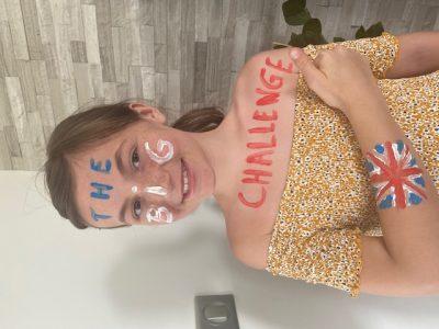 ECOLE SAINT CHARLES - SAINT MARTIN BOULOGNE The Big Challenge 2020 - Candice