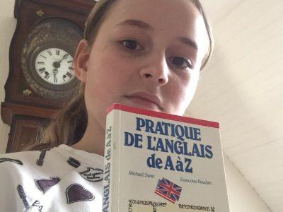 BRISSAC-QUINCE COLLEGE SAINT VINCENT  Voici un livre bien pratique pour se rendre à Londres.