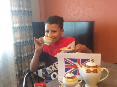 "Sochaux collège Jouffroy d Abbans                      "" Tea time"""