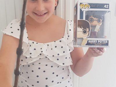 """Louise Frey collège du Bernstein à Dambach La Ville : """"A la recherche des Horcruxes pour vincre Voldemort avec l'Armée de Dumbledore !! """""""