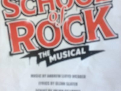 St vallier college André cotte It's It's of school of rock