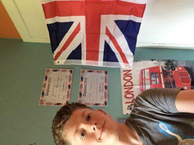"Belfort Collège Vauban My big challenge rewards because ""I want to speak English"""