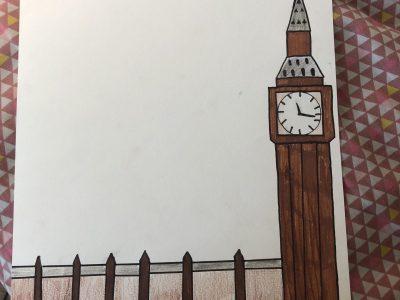 Viarmes collège Blaise Pascal je n'ai peut-être pas un talent de dessinatrice mais si on s'en donne les moyens on peut le faire bonne journée