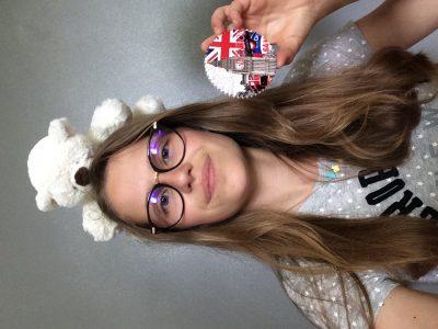 À lacanau/ collège de lacanau Mon Teddy bear venant de Londres!  #London #englishtime