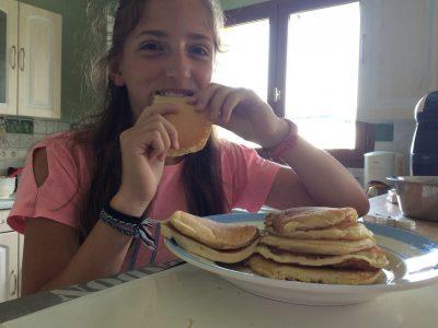 Rignac magre              # pancake