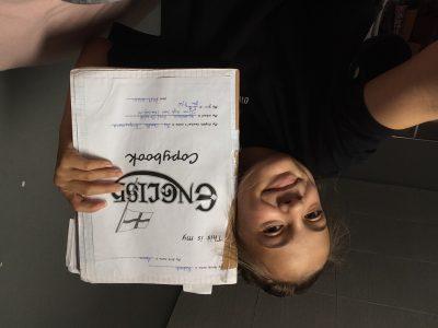 St heand Joseph Collard  Mon fameux cahier que j'adore !!