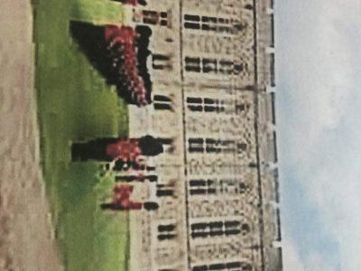Grigny collège Émile malfroy    Le Château de la reine ilishabete