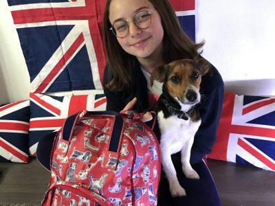 Prête pour un voyage a Londres   Sarah Bassam guyard 6eD  Edmond nocard  St maurice